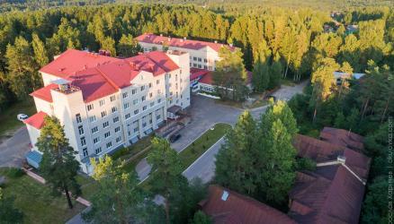 Ремонт терапевтического корпуса ГОБУЗ «Окуловская центральная больница»