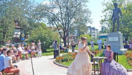 17 июля в Окуловке прошли 32‑е Маклаевские чтения