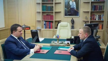Глава Окуловского района подаёт в отставку