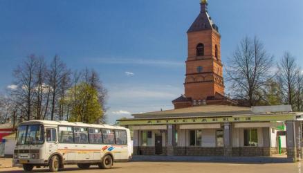 В администрации района состоялось рабочее совещание по вопросу открытия дополнительных автобусных маршрутов