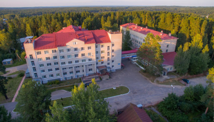 Коллектив Окуловской центральной районной больницы занимает достойное место в системе здравоохранения области