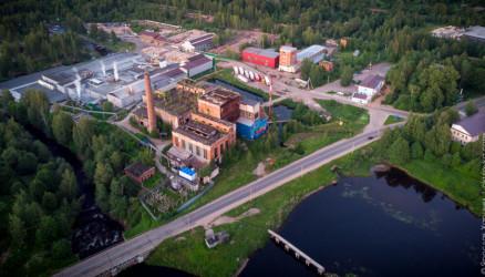 Окуловская бумажная фабрика получит 254 млн рублей на модернизацию производства