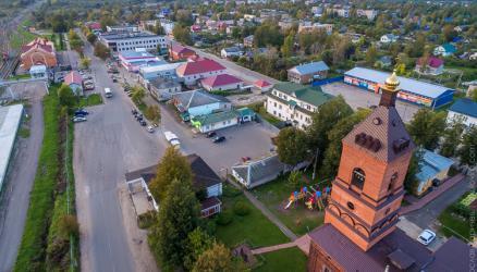 21 сентября Окуловка отметит День города, программа праздника