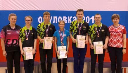 В Окуловке прошли соревнования российского и регионального уровней по игре в дартс