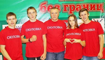 Воспитанники Александра Маркова стали абсолютными победителями во Всероссийской спартакиаде специальной олимпиады