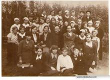 IIкурс прием 1937г.  19 октября 1938г.
