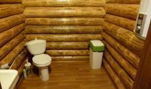 Домик 1 - туалет