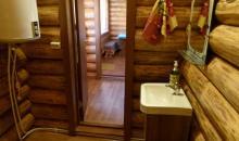 Домик 1 - вид из туалета