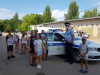 Воспитанники летнего лагеря побывали в гостях у окуловских полицейских