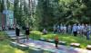 В Боровёнке почтили память ленинградских детей, погибших в июле 1941 года